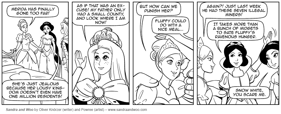 [0576] Cinderella, The True Story II