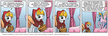 [0339] Little Red Riding Pony