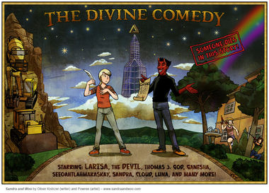 [0802] The Divine Comedy: Cover