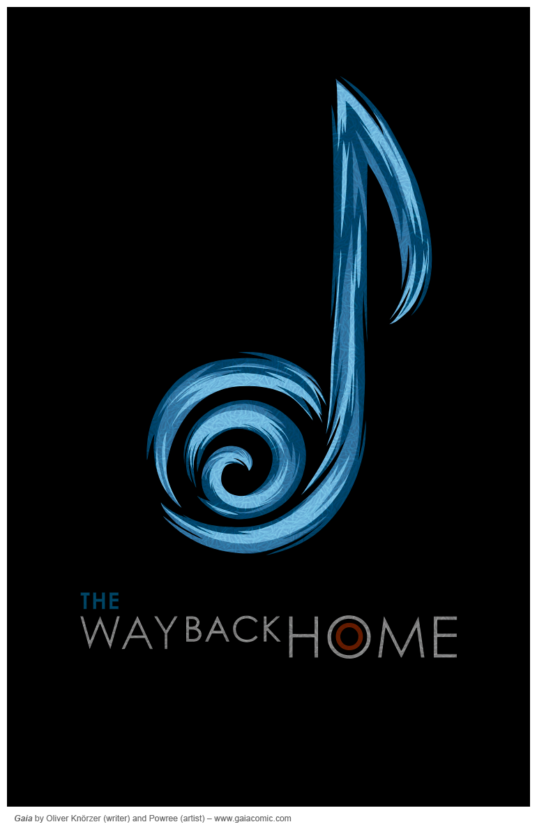 The Way Back Home Cover