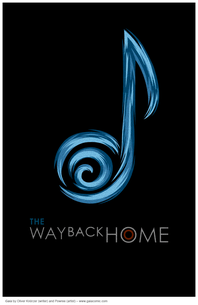 Gaia: The Way Back Home Cover
