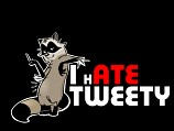 I (h)Ate Tweety Wallpaper