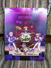 Photo of the cover of Sandra and Woo 1: The Woo