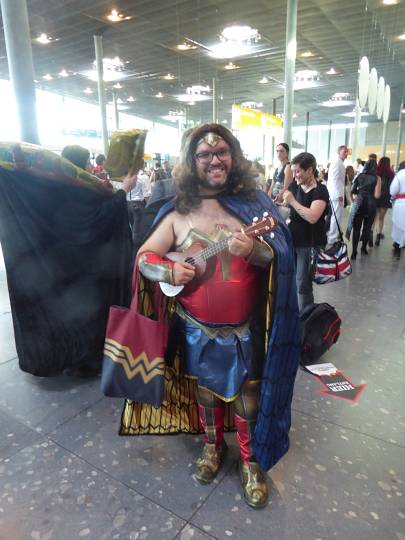 Comic Con Germany in Stuttgart 2018