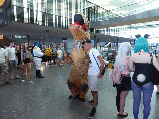Comic Con Germany in Stuttgart 2019