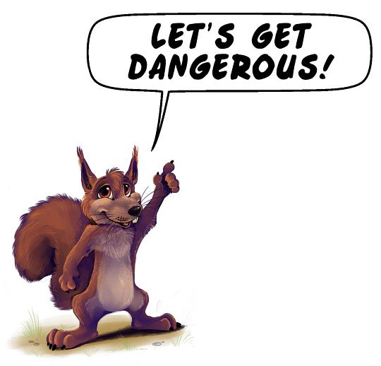Nera Neraya: Let's Get Dangerous!