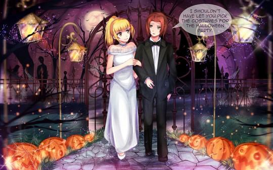 Squ-Chan: Halloween