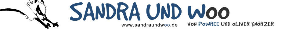 Sandra und Woo Logo