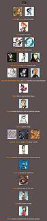 The Webcomic Hunger Games: Night 1