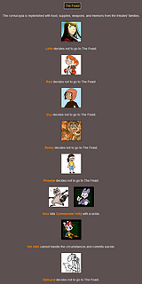 The Webcomic Hunger Games: The Feast