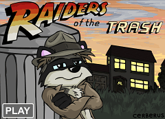 Raiders of the Trash by Cerberus (Tirrel)