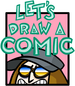 Let's draw a comic