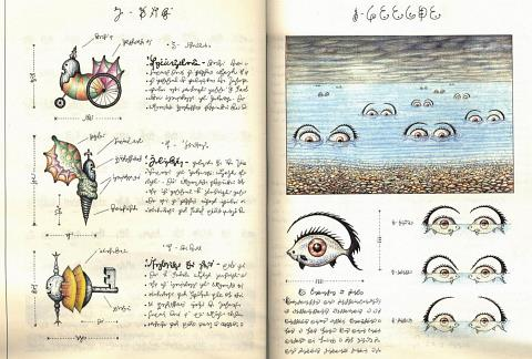 Amazon.com: Codex Seraphinianus