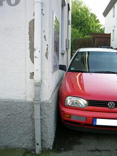 Mad parking skillz Nr. 2