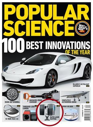 Popular Science, December 2011