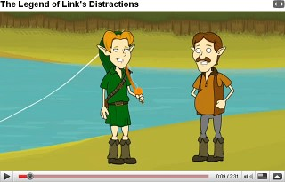 The Legend of Link's Distractions