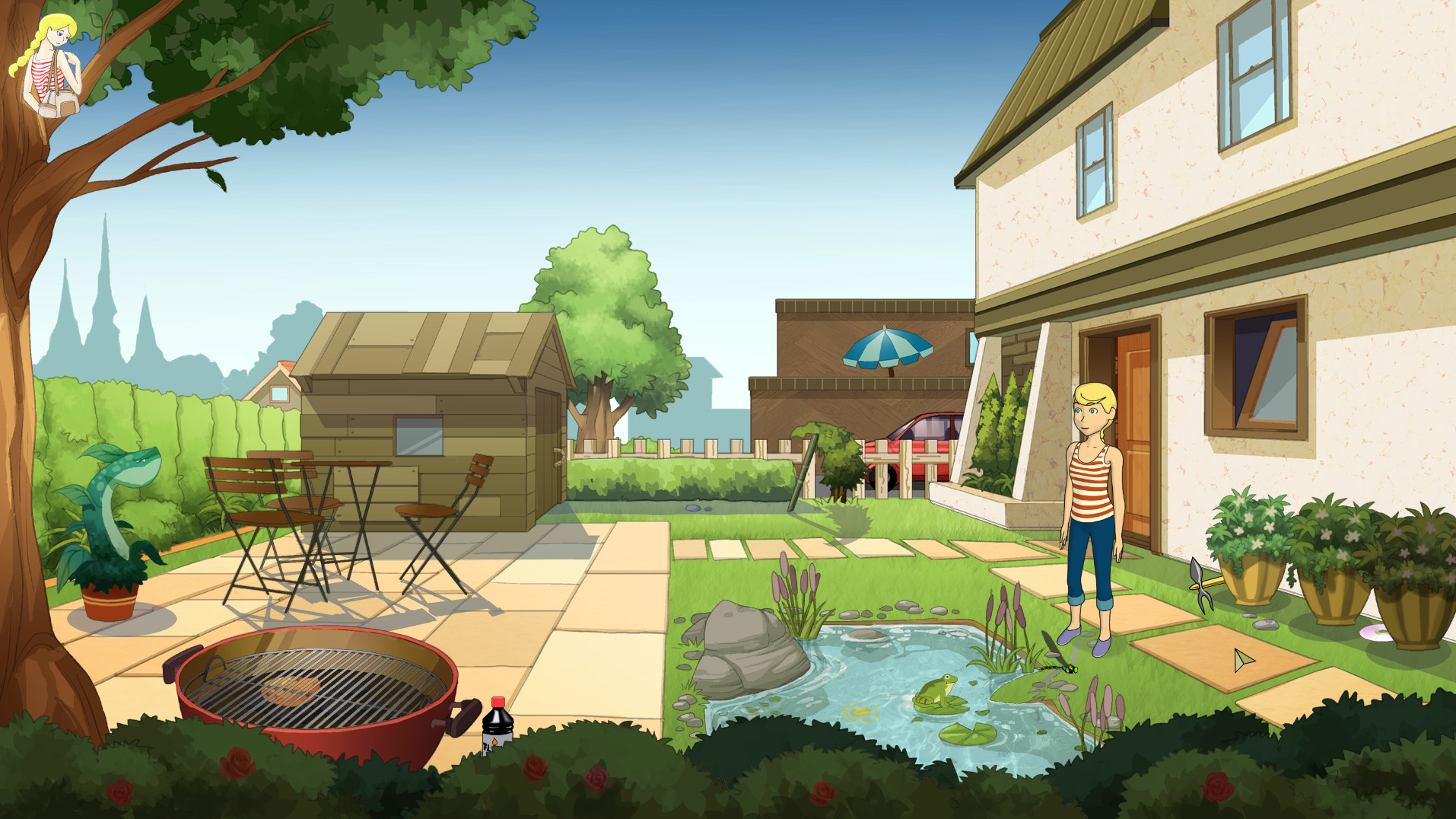 sandra and woo successful steam greenlight campaign for sandra