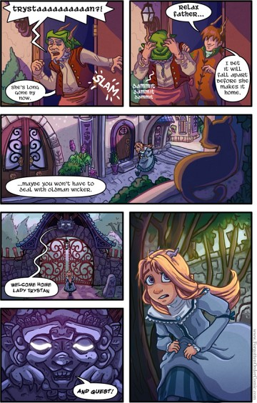 The Forgotten Order: Chapter 2, Page 7